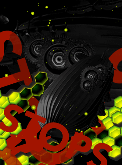 The Machine Stops Image